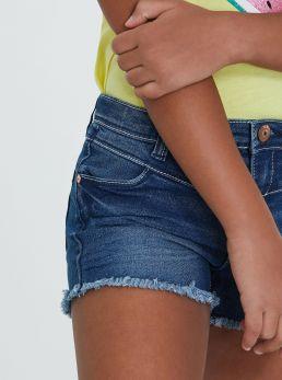 Shorts in denim