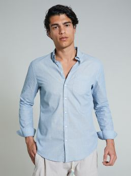 Camicia con taschino