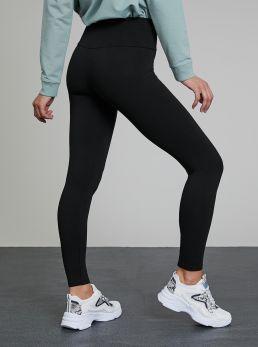 Leggings con fascia