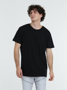 T-Shirt girocollo oversize
