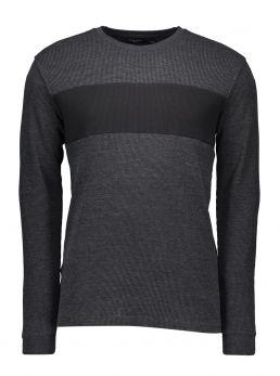 T-Shirt in cotone con riga