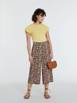 Pantaloni culotte