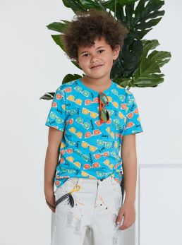 T-Shirt stampe tropical