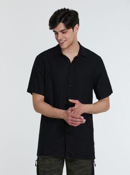 Camicia over-size