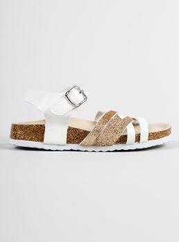 Sandalo glitter