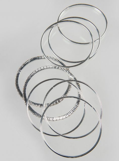 Set bracciali rigidi
