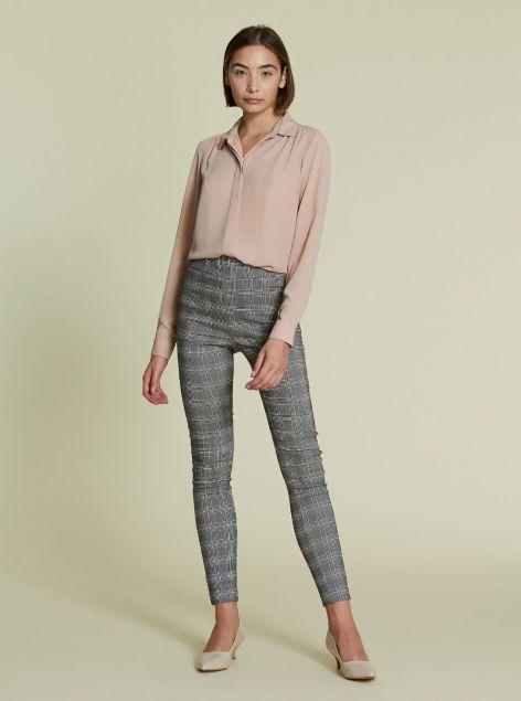 Panta-leggings con stampa