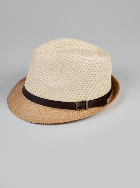 Cappello in paglia