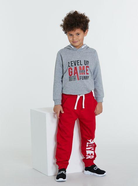 Pantaloni sportivi con stampe