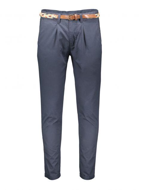 Pantaloni chinos con cintura
