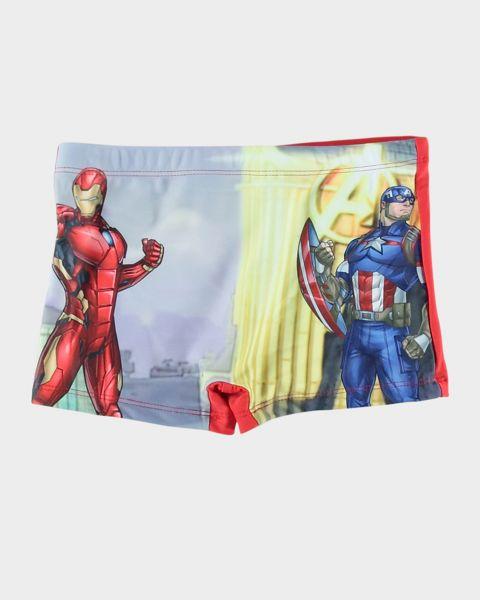Costume da mare a pantaloncino slip by Marvel