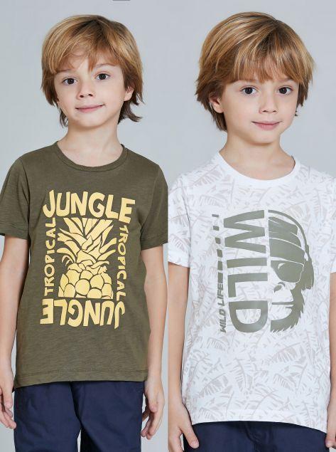 2Pack T-Shirt da bambino