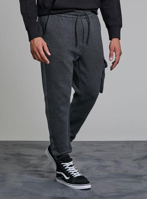 Panta-fitness con tascone