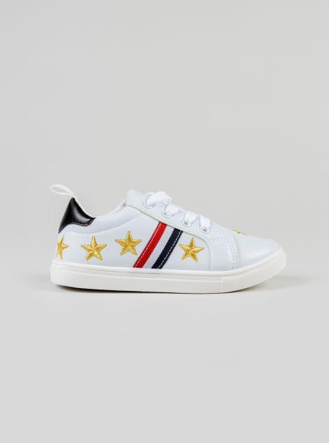 Sneakers con stelline