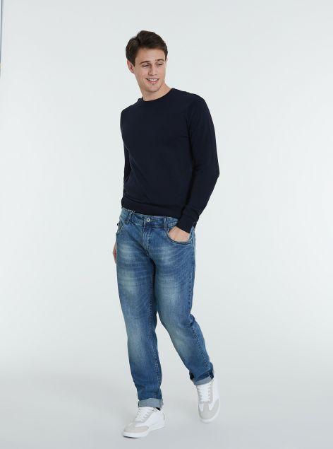 Jeans Regular-fit 5 tasche