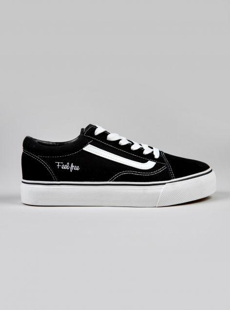 Sneaker con inserti