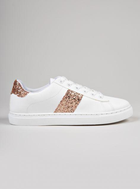 Sneaker inserti glitter