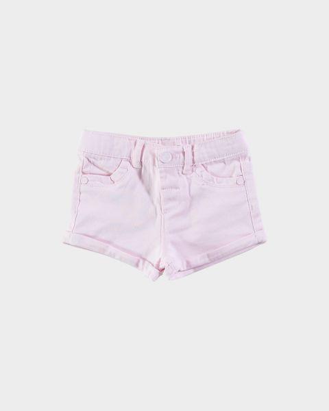 Shorts in cotone da neonata