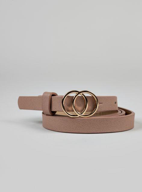 Cintura doppio anello
