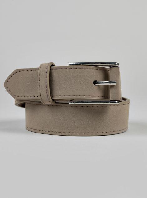 Cintura eco camoscio
