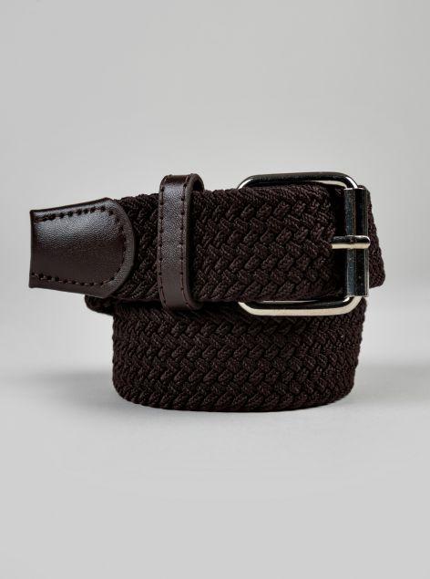 Cintura intrecciata elastica