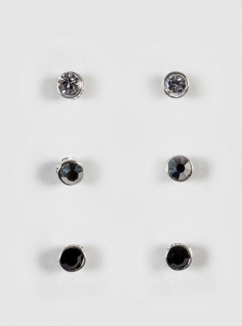 Set orecchini da uomo