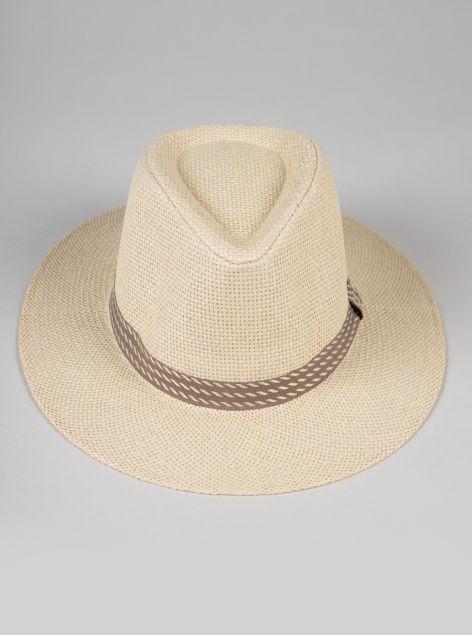 Cappello falda larga