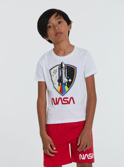 Completo t-shirt e bermuda