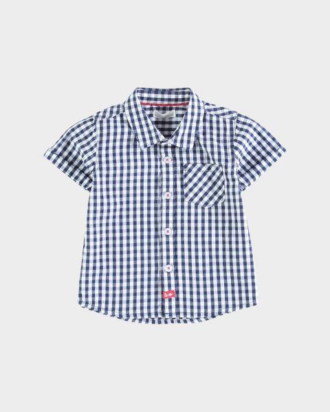 Camicia con quadretti