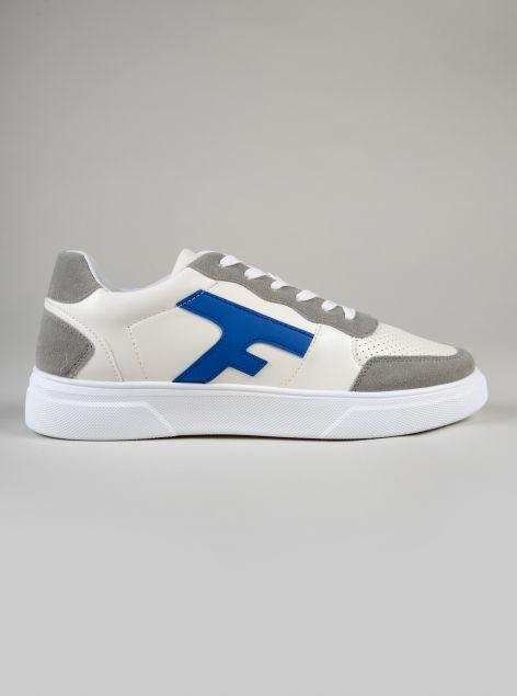 Sneaker in ecopelle