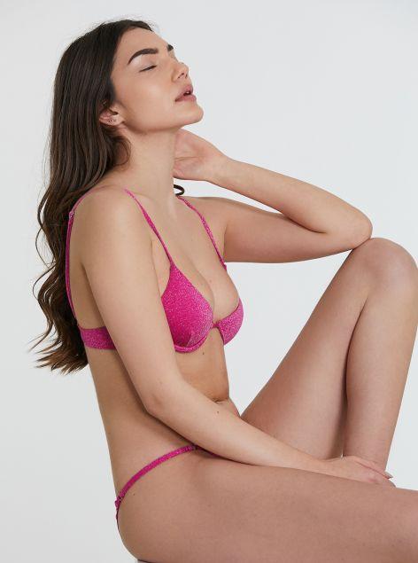 Reggiseno bikini balconcino