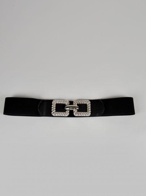 Cintura fascia con applicazione