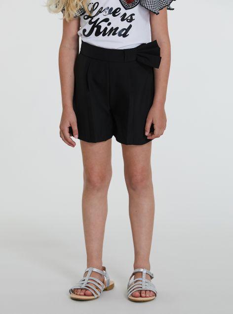 Shorts con pinces