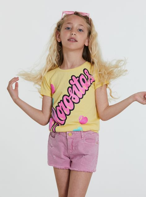 T-Shirt by Big Babol, Morositas, Chupa Chups
