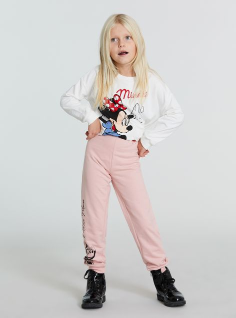 Pantaloni con elastico by Minnie