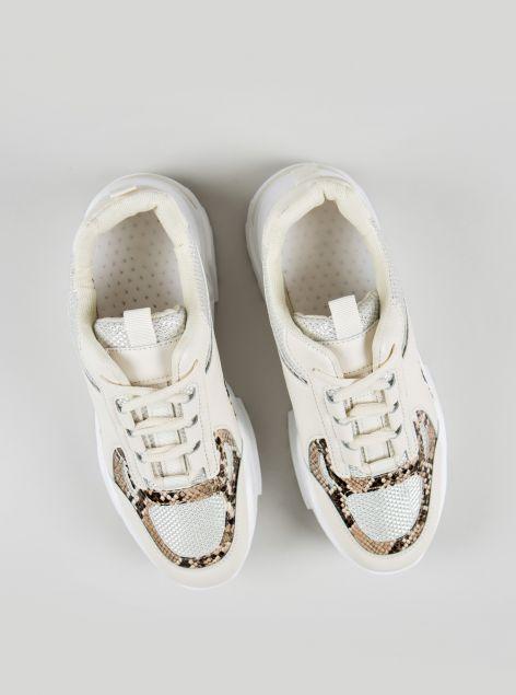 Sneakers animalier