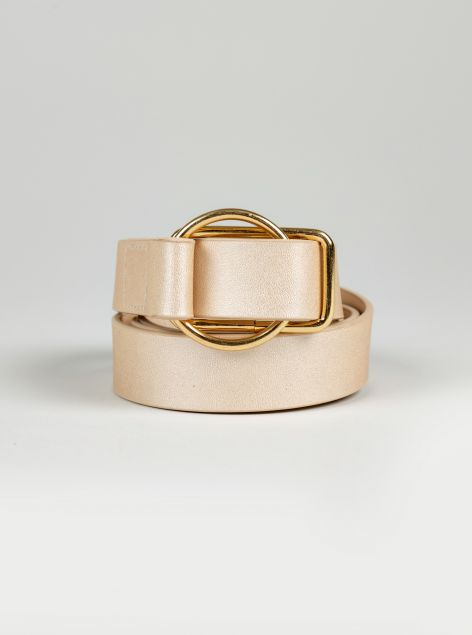 Cintura doppia chiusura