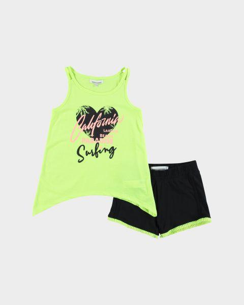 Completo canotta e shorts