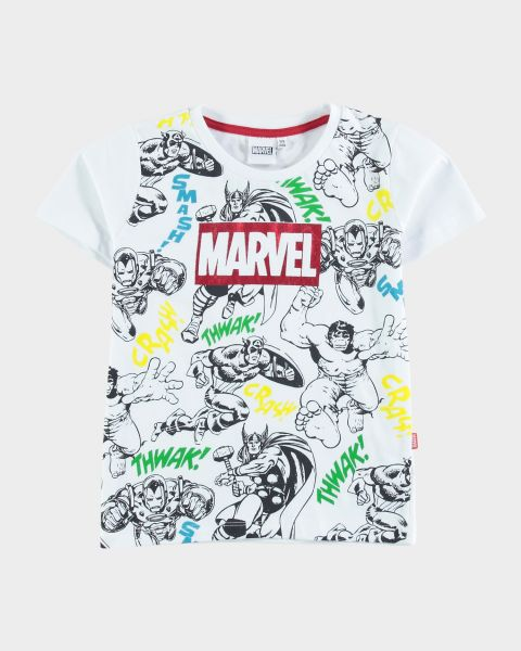 T-shirt stampa by Marvel
