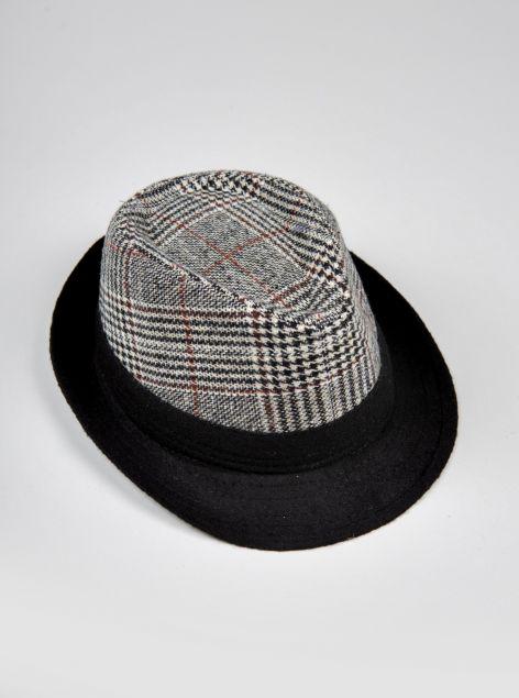 Cappello falda rigida
