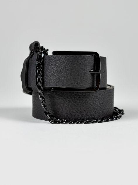 Cintura con applicazione