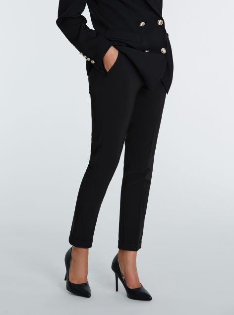 Pantaloni classici slim-fit