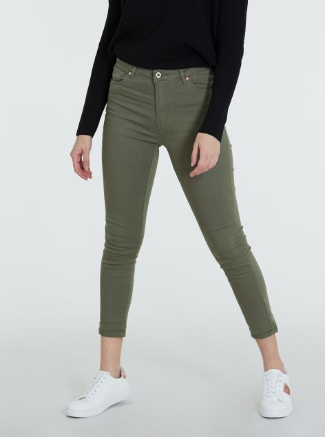 Jeans Cropped Fit