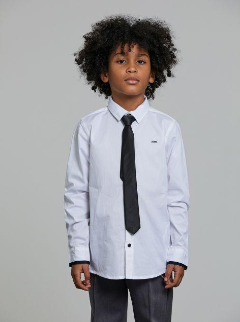 Camicia con cravatta