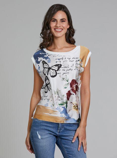T-Shirt lucida