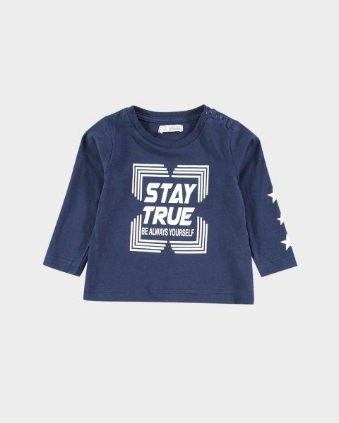T-Shirt neonato con clip