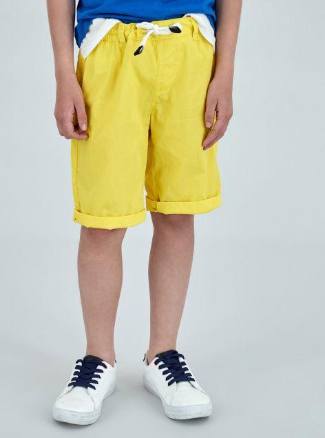 Shorts con lacci