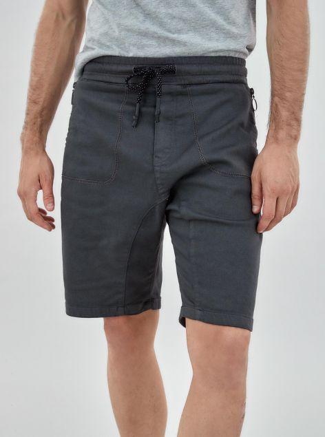 Bermuda tasche zip