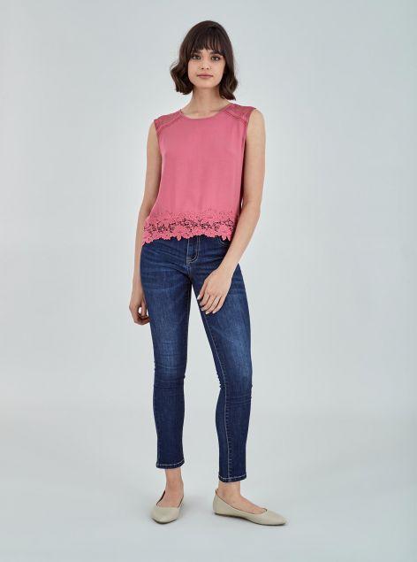 Jeans Basic 5 tasche