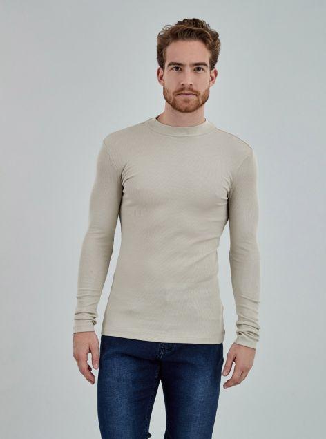 T-Shirt lupetto